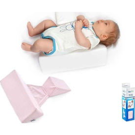 Babyjem Art-014 Güvenli Bebek Uyku Yastığı Pembe Yastık & Kılıfları