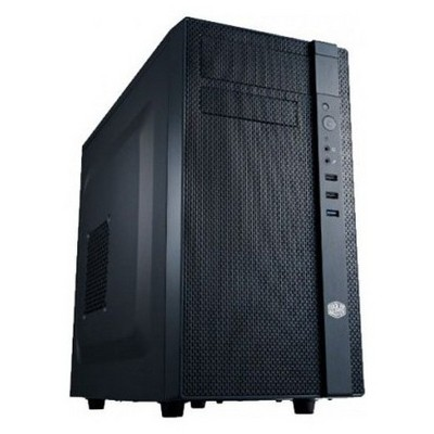 Cooler Master N200 RC-NSE-200-KKP600, 600W, USB 3.0, mATX Kasa - Outlet