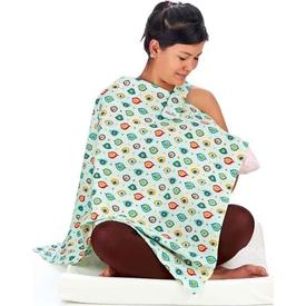 Babyjem 081 Emzirme Önlüğü Yeşil Bebek Besleme