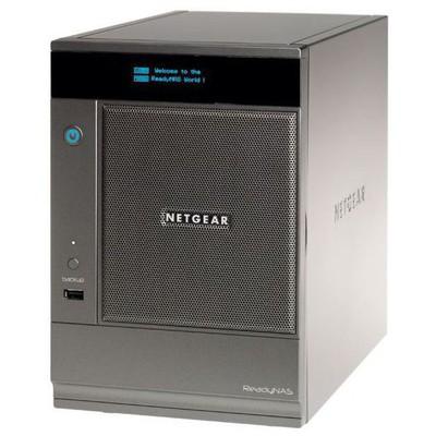 Netgear ReadyNAS Ultra Disksiz NAS (RNDU6000-100PES)