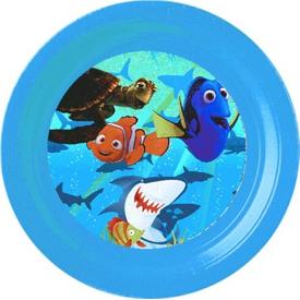 Parti Paketi Okyanus Partisi Tabak Sticker, 15cm 8'li Parti Tabağı