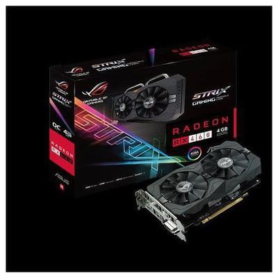 Asus ROG Strix Radeon RX 460 OC 4G Ekran Kartı