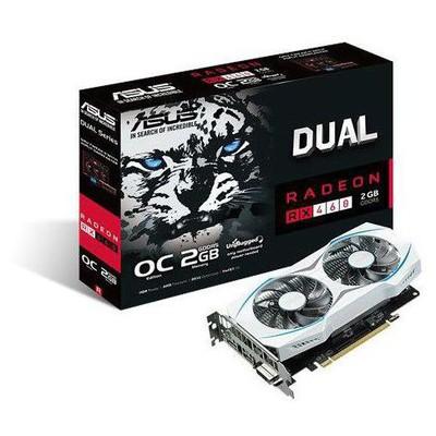 Asus Dual Radeon RX 460 OC 2G Ekran Kartı