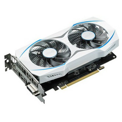 Asus Dual-rx460-o2g, Radeon Rx 460, 2gb, 128 Bit, Ekran Kartı