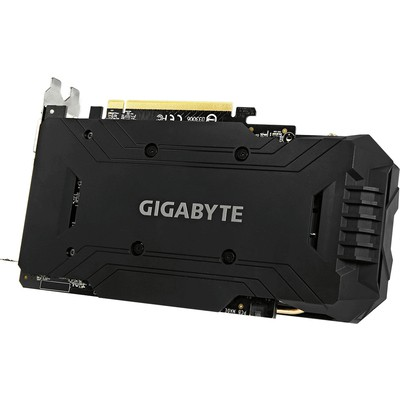 Gigabyte  GeForce GTX 1060 WindForce 2x OC 6G Ekran Kartı