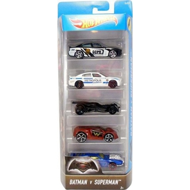 Hot Wheels Beşli Araba Seti Djd23 Arabalar