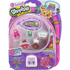 Cicibiciler Sezon 5 5'li Paket Model 18 Kız Çocuk Oyuncakları