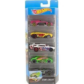 Hot Wheels Beşli Araba Seti Djd25 Arabalar