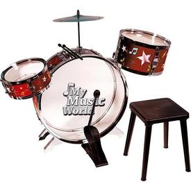 Simba My Music World Drum Kit Çocuk Bateri Seti Eğitici Oyuncaklar