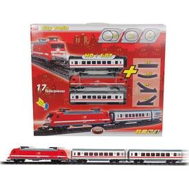 Simba Şehir Tren Seti Oyuncak 21 Cm Erkek Çocuk Oyuncakları