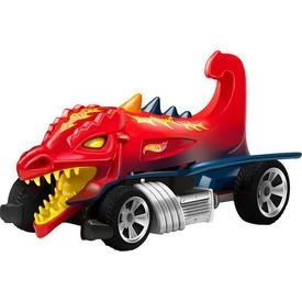 Road Rippers Hot Wheels Sesli Ve Işıklı Dragon Blaster Oyuncak Araba Arabalar