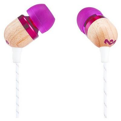 Marley Smile Jamaica 1 Butonlu Mikrofonlu Kulaklık Purple Kulak İçi Kulaklık