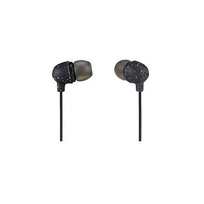 Marley Little Bird 1 Butonlu Mikrofonlu Kulaklık Black Kulak İçi Kulaklık