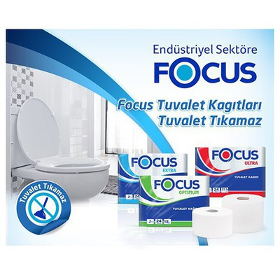 Focus Gold  24 Adet Tuvalet Kağıdı