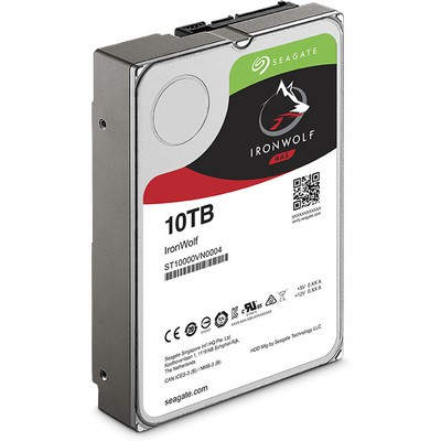 Seagate  IronWolf 10TB NAS Hard Disk (ST10000VN0004)