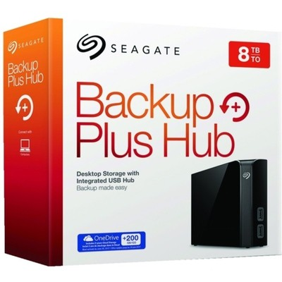 Seagate  8TB Backup Plus Harici Disk (STEL8000200)