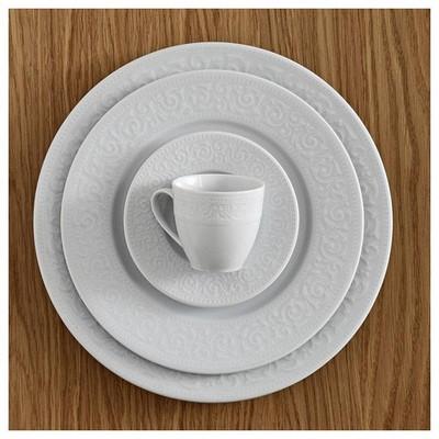 Kütahya Porselen Açelya 77 Parça Yemek Takımı