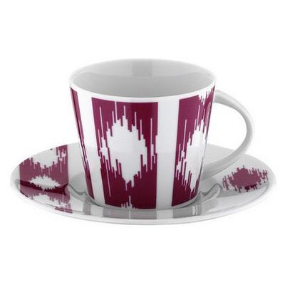 Mitterteich 8771 Desen Kahve Fincanı Ve Tabağı Çay Seti