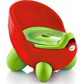 Babyjem 68342 Tonton Lazımlık Kırmızı Tuvalet Eğitimi