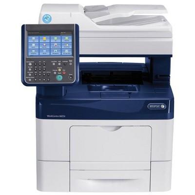 Xerox WorkCentre 6655I_X Çok Fonksiyonlu Lazer Yazıcı