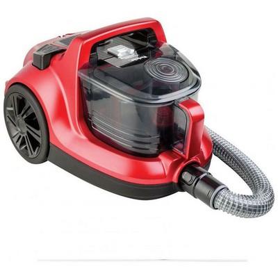 Fakir Veyron Turbo Öko Toz Torbasız Elektrikli Süpürge Kırmızı