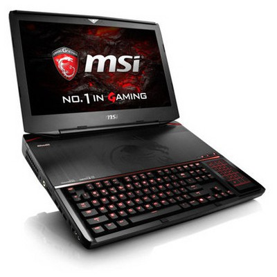 MSI GT83VR 6RF-034TR Titan SLI Gaming Laptop