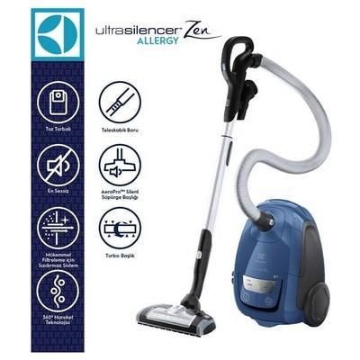 Electrolux Ultra Silencer Zen ZUSALR58TR Elektrikli Süpürge
