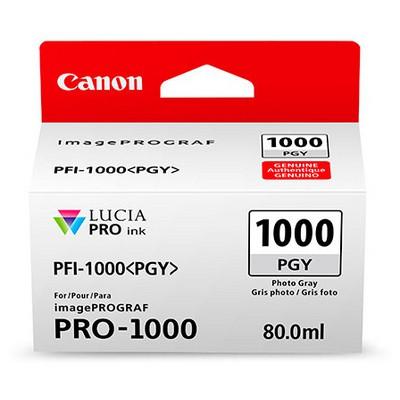Canon 0553c001 Ink Pfı-1000 Gri Kartuş