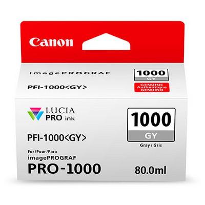Canon 0552c001 Ink Pfı-1000 Gri Kartuş