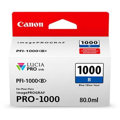 Canon 0555c001 Ink Pfı-1000 Mavi Kartuş