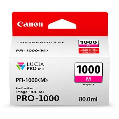 Canon 0548c001 Ink Pfı-1000 Magenta Kartuş