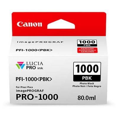 Canon 0546c001 Ink Pfı-1000 Siyah Kartuş