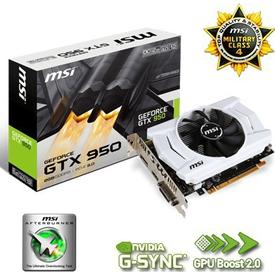 MSI Gtx 950 2gd5 Ocv2 - 2gb Gddr5 Ekran Kartı