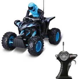 Maisto Tech Rock Crawler Atv U/k Motor Mavi Arabalar