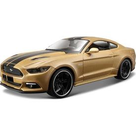 Maisto 2015 Ford Mustang Gt Model Araba 1:24 Muscle Altın Arabalar