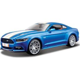 Maisto 2015 Ford Mustang Gt Model Araba 1:24 Pro Rodz Mavi Arabalar