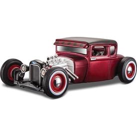 Maisto 1929 Ford Model A 1:24 Outlaws Kırmızı Arabalar