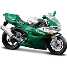 Maisto Benelli Tornado 1130 Diecast Model Motorsiklet 1:12 Arabalar
