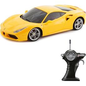 Maisto Tech 1:24 Ferrari 488 Gtb U/k Araba Sarı Arabalar