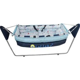Lullaby Hamak Lacivert Gemili Beşik