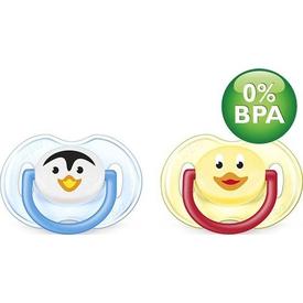Philips Avent Philips Scf182/63 Yalancı Emzik Mavi Bebek Besleme