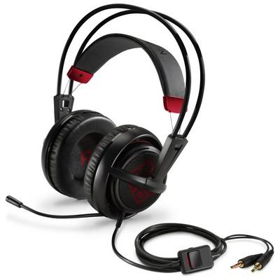 HP Omen Kulaküstü Kulaklık Steelseries Kafa Bantlı Kulaklık