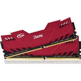 Team Dark 16gb 2x8g Ddr4 3000 Soğutuculu Kırmızı RAM
