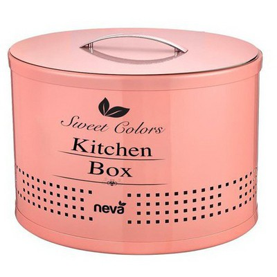 Neva N 2289 Sweet Kitchen Box - Pembe Diğer Mutfak Gereçleri