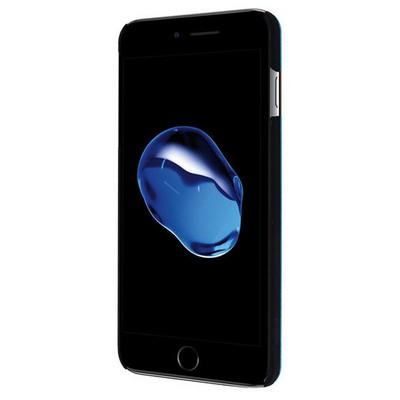 Microsonic Iphone 7 Plus Kılıf Hybrid Metal Mavi Cep Telefonu Kılıfı