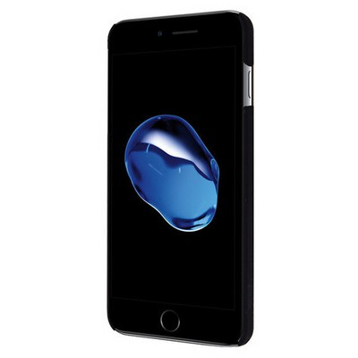 Microsonic Iphone 7 Kılıf Hybrid Metal Siyah Cep Telefonu Kılıfı