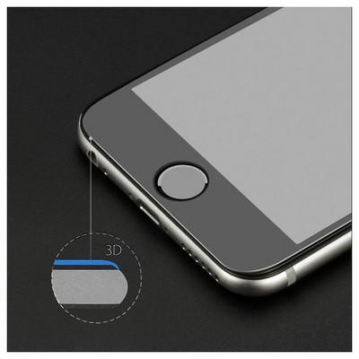 Microsonic Iphone 7 Plus Kavisler Dahil Tam Ekran Kaplayıcı Şeffaf Koruyucu Film Ekran Koruyucu Film