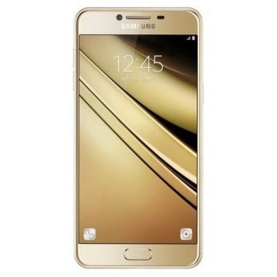 Samsung Galaxy C7 Altın (İthalatçı Garantili) Cep Telefonu