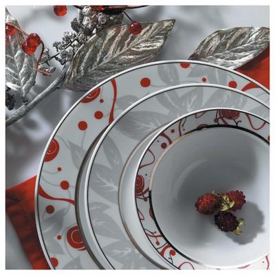 Kütahya Porselen 85 Parça 3106 Desen Yemek Takımı