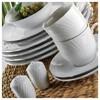 Kütahya Porselen Demet 77 Parça Yemek Takımı Tabak